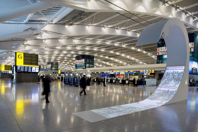 heathrow airport Control your plans – DIY it!